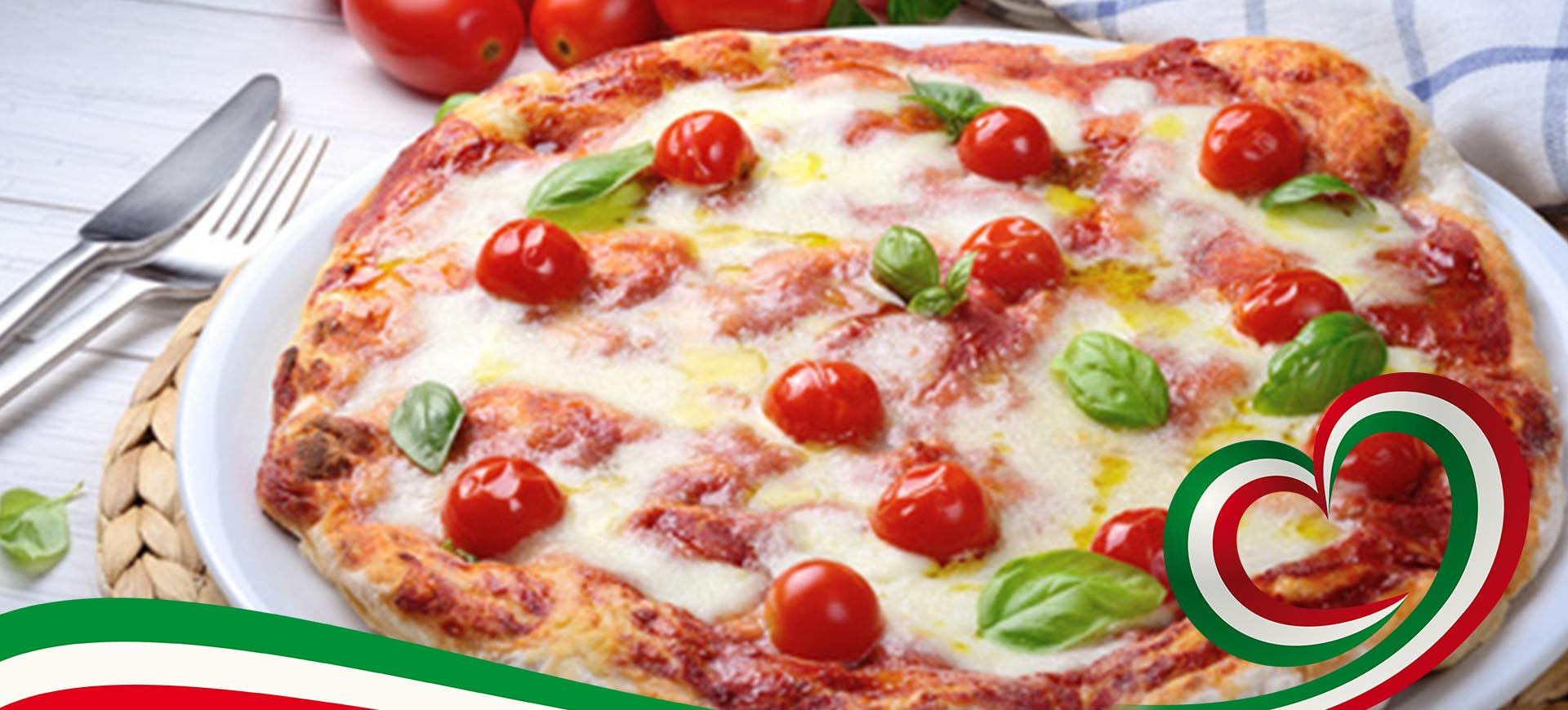 Production of classic pizza and focaccia bases as well as organic, gluten-free and vegan types.